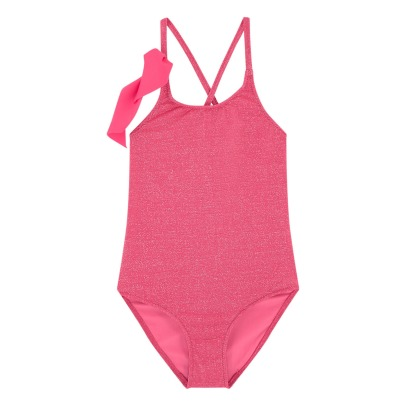 Lison Paris Bow Lurex 1 Piece Swimsuit-listing