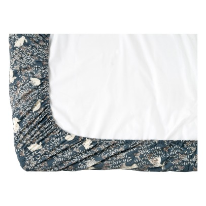 garbo&friends Cotton Changing Mat Cover - Fauna -listing