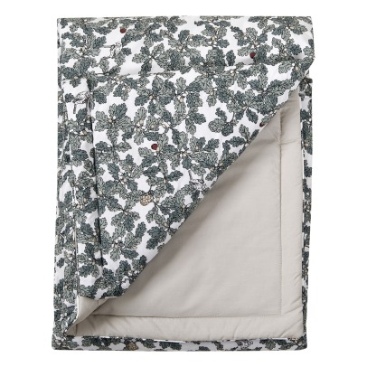 garbo&friends Cotton Bed Throw - Woodlands-listing