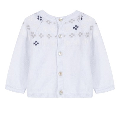 Tartine et Chocolat Cardigan Jacquard-product