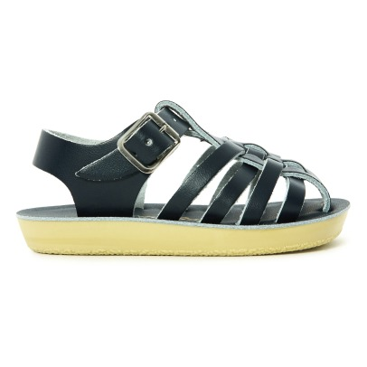 Salt-Water Sailor Waterproof Leather Sandals-listing
