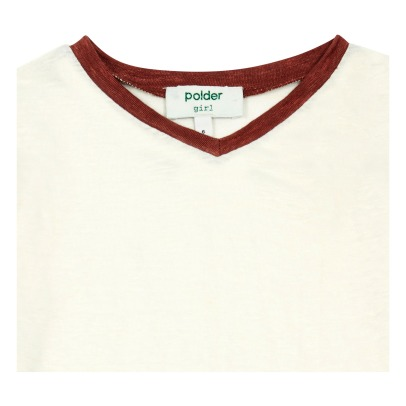 Polder Girl T-Shirt Lin Bicolore Do-product