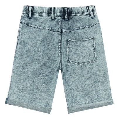 Oaks of acorn Stanley Elasticated Waist Shorts-listing