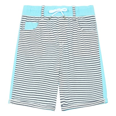 Oaks of acorn Stanley Striped Shorts-listing