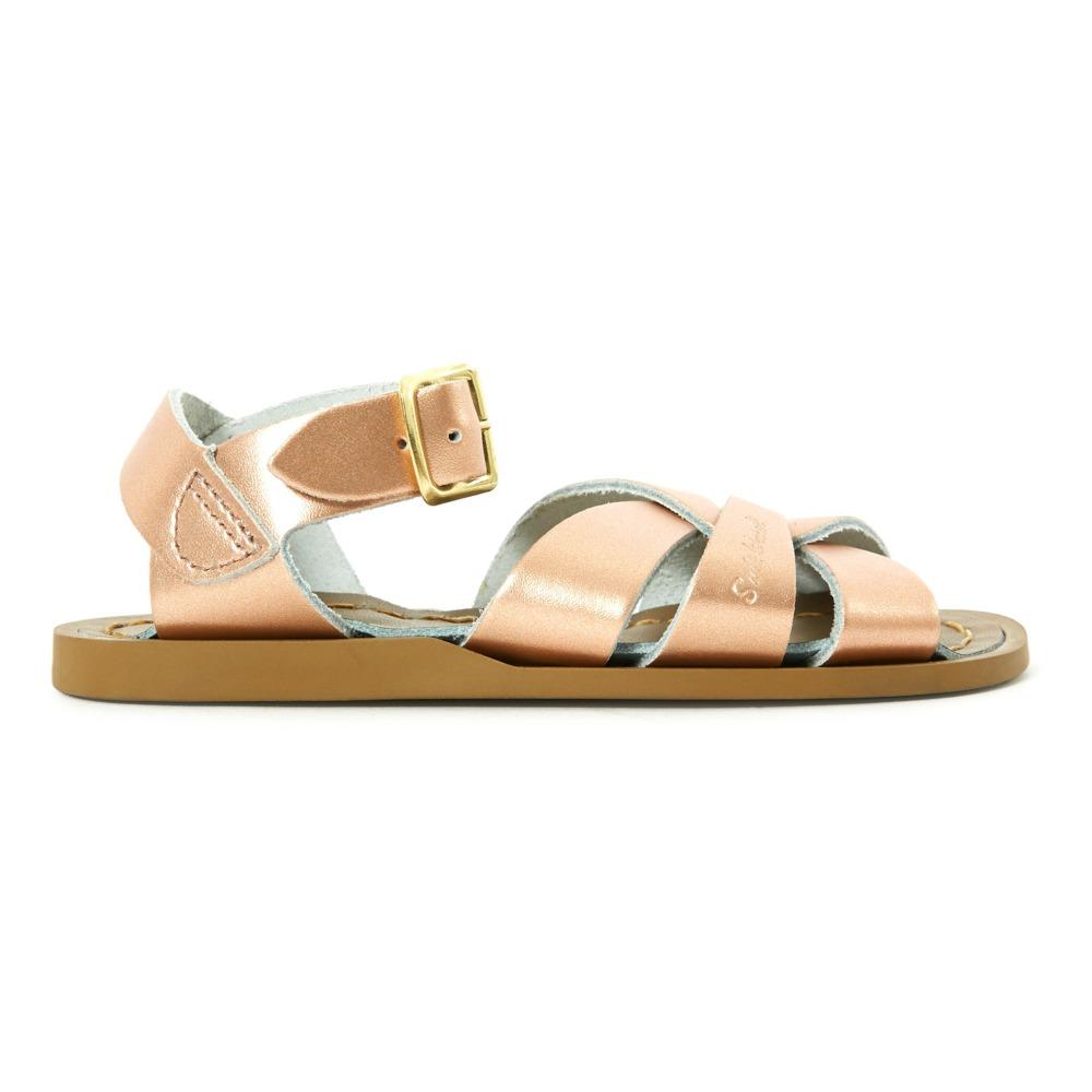 Original Flower Waterproof Leather Sandals Salt-Water PkeoZg