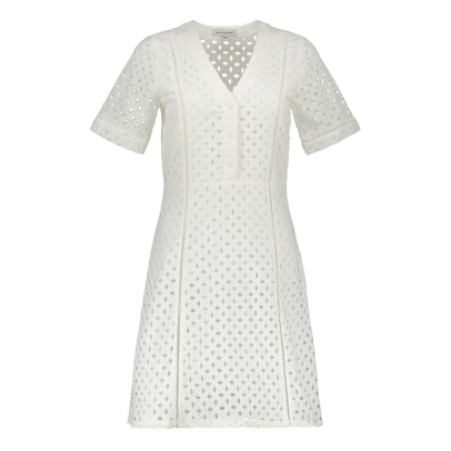 La Petite Française Robe Broderie Anglaise Richesse-listing