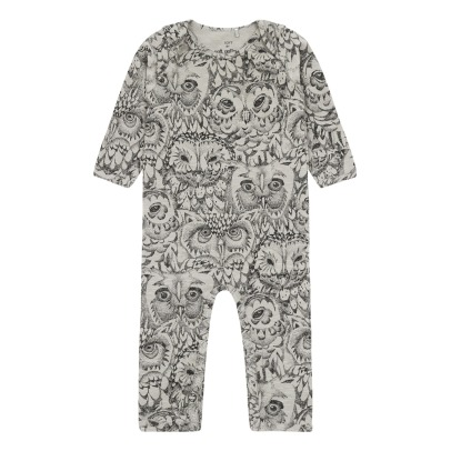 Soft Gallery Ben Owl Printed Jumpsuit-product