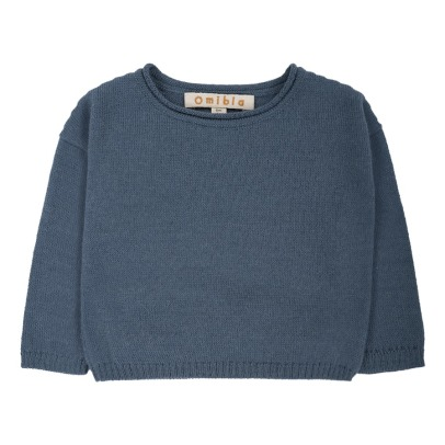 Omibia Pullover aus Baby Alpaka Mabel -listing