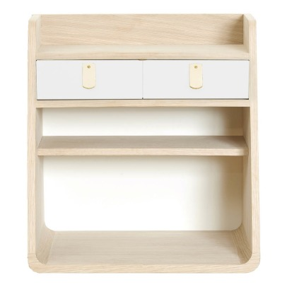 Hartô Suzon Oak Wood Shelf -listing