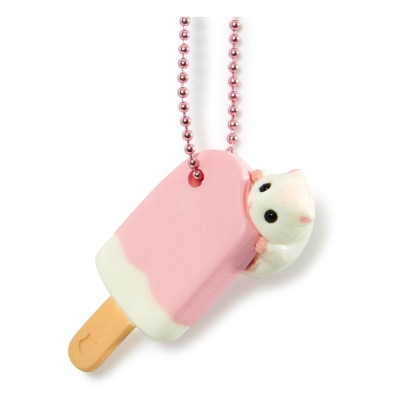 Pop Cutie Hamster Ice Cream Necklace-listing