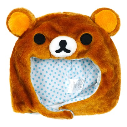 Rilakkuma x Milk on the Rocks x Smallable Bonnet Rilakkuma-listing
