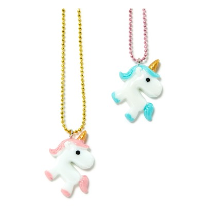 Pop Cutie Set of 2 BFF Unicorn Necklaces-listing