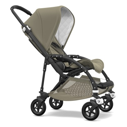 Bugaboo Bee5 2ème Age Classic Pushchair Complete, Black Frame-listing