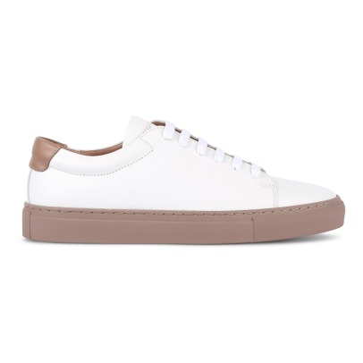 National Standard Sneakers W03 Semelle Nude-listing