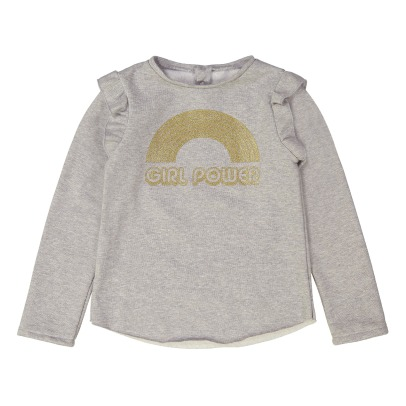 "Louis Louise Sweat ""Girl Power"" Mia-listing"