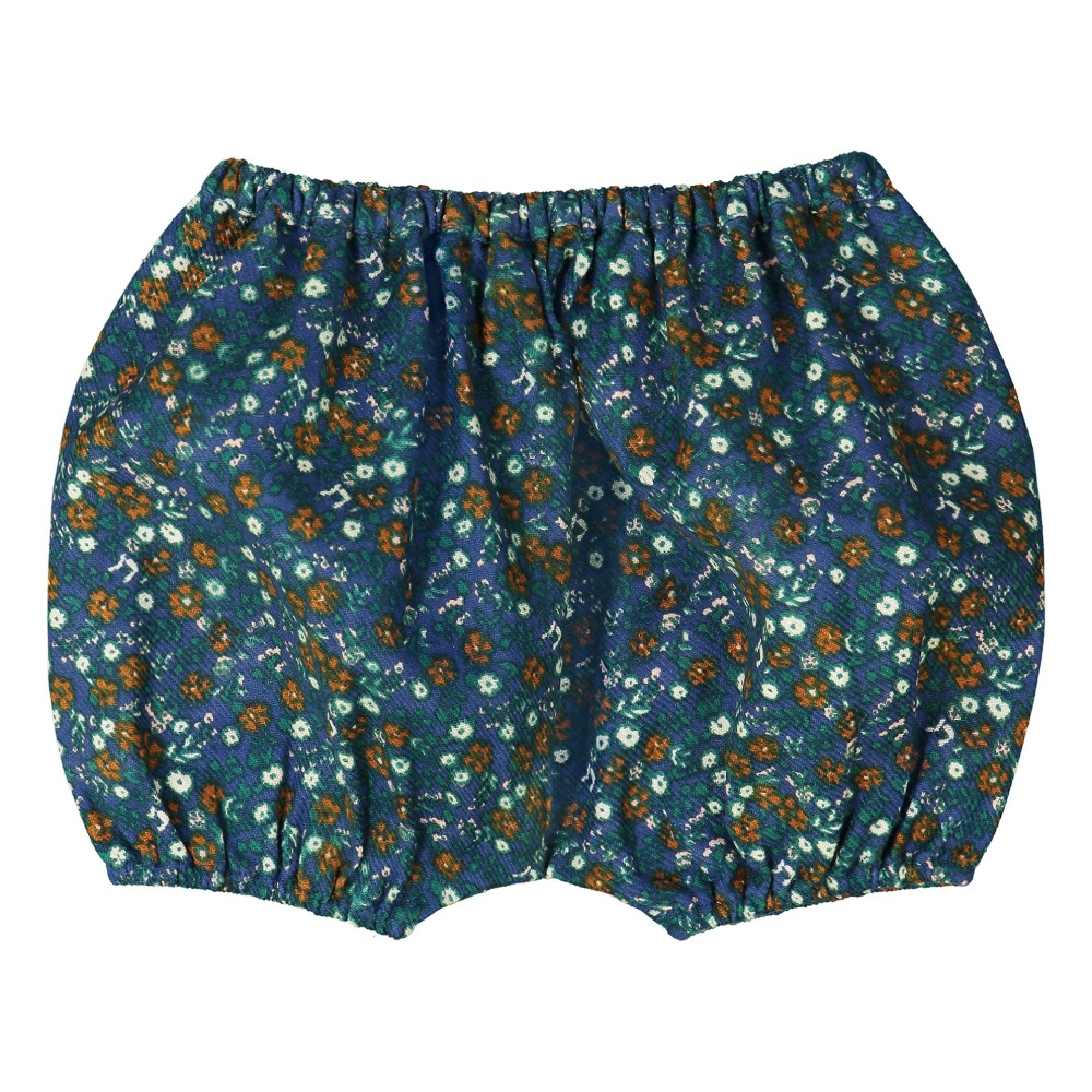 London Floral Bloomers Blue Louis Louise Fashion Baby