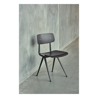 Hay Result Tinted Oak Chair - Friso Kramer & Wim Rietveld Re-edition -listing
