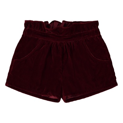 Louis Louise Short Velours Gatsby-listing