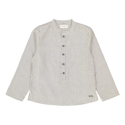 Louis Louise Grand Père Striped Shirt -listing