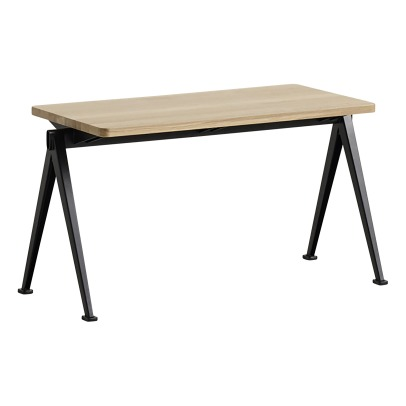 Hay Pyramid 11 85x40cm Matte Oak Bench -  Wim Rietveld Re-edition -listing