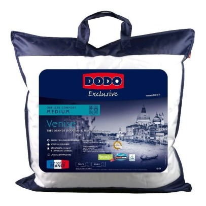 Dodo Venise Thermolite Reflex Medium Pillow -listing