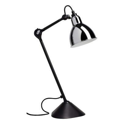 DCW Editions Gras N°205 Black Table Lamp -listing