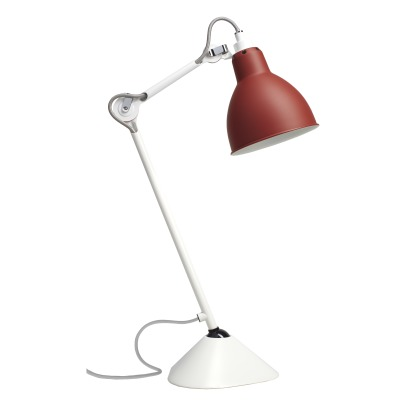 DCW Editions Gras N°205 White Table Lamp -listing