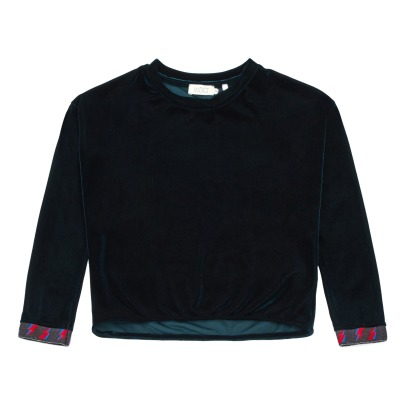 Indee Direct Velvet Sweatshirt -product