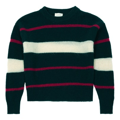Indee Duvet Wool and Mohair Jumper-product