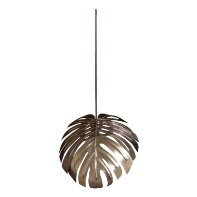 Honoré Brass Leaf Ceiling Light -listing