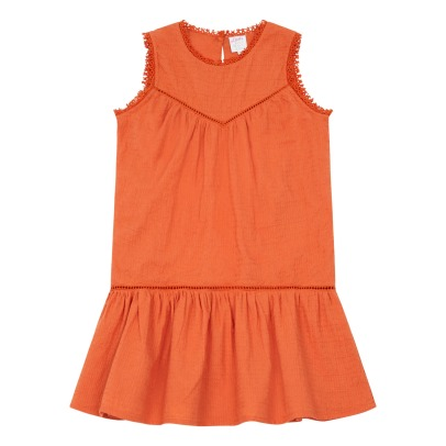 Little Karl Marc John Romanty Sleeveless Dress-listing