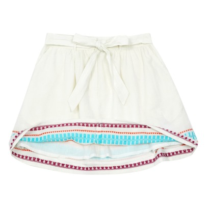 Little Karl Marc John Juanity Knot Skirt-listing