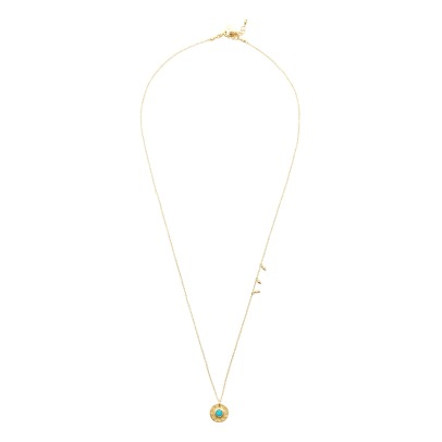 5 Octobre Lucky Necklace -listing