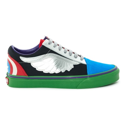 Vans Baskets Old Skool Lacets Vans x Marvel-listing