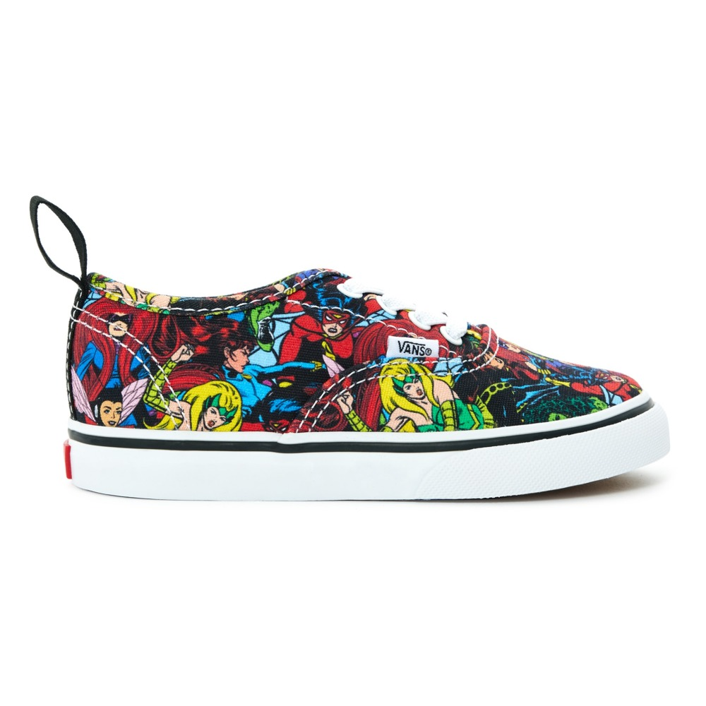 Vans MARVEL AUTHENTIC - Trainers - multicolor 26Ikf