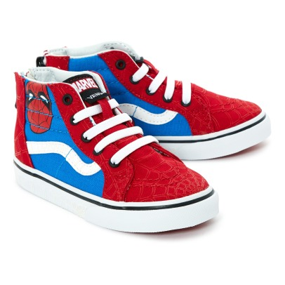 Vans Vans x Marvel Spiderman Sneakers -listing