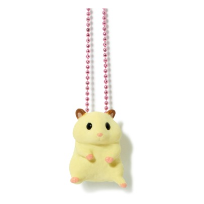 Pop Cutie Hamster Necklace-listing