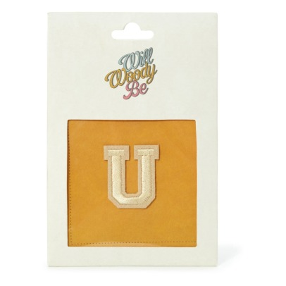 "Will Woody Be ""U"" Letter Badge-listing"