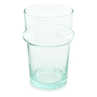 Smallable Home Verres soufflés Beldi H 9 cm - Set de 12-listing