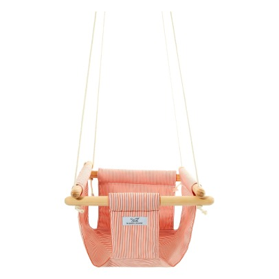 Le Petit Renard Gloria Cotton Baby Swing -listing