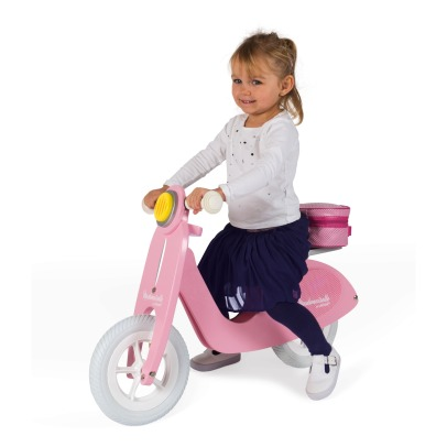 Janod Mademoiselle Scooter with Luggage -listing