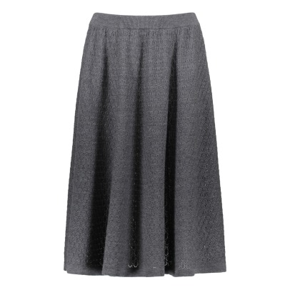 Fub Lightweight Woolen Skirt - Women's Collection-listing