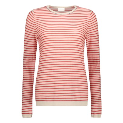 Fub Woolen Striped Jumper - Women's Collection -listing