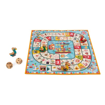 Janod Snakes and Ladders Game -listing