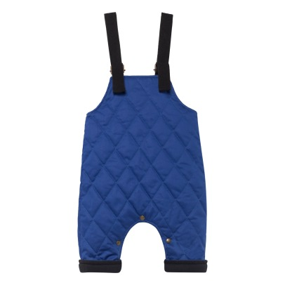 Little Creative Factory Quilted Dungarees -listing
