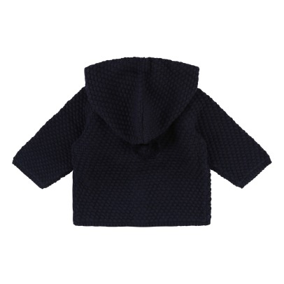 CARREMENT BEAU Knitted Jersey Lined Jacket -listing