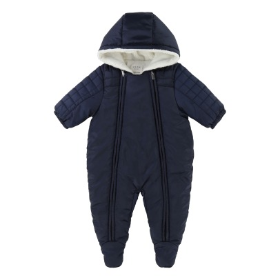 CARREMENT BEAU Jersey Lined  Snowsuit -listing