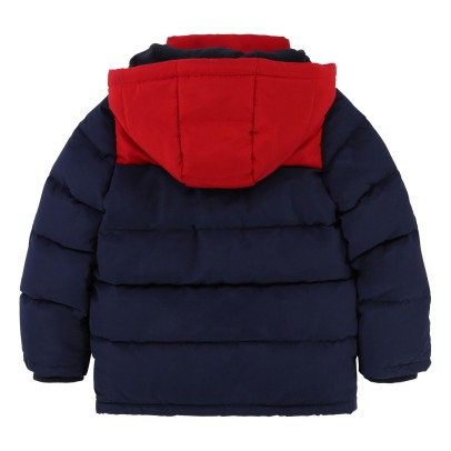 CARREMENT BEAU Fleece Lined Down Jacket -listing