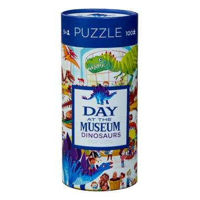 "Crocodile Creek ""A day at the History Museum"" - 72 Pieces-listing"