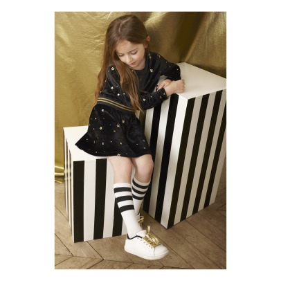 Blune Kids Robe Velours Etoiles Make a Wish-product